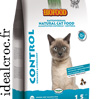 everland nutrio pour chat sterilise