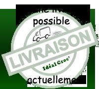 Livraison gratuite sur Toulouse